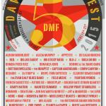 DMF2015 FULL LINE UP FLYER