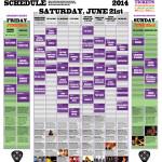 schedule (Davis Dirt)